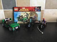 Lego Marvel Spiderman 76004