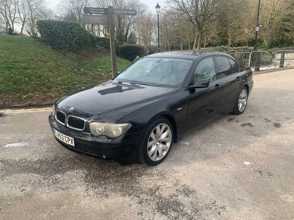 BMW 7 SERIES 730I ULEZ 120K MILES