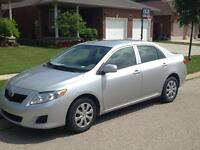 2009 Toyota Corolla Sedan LE 4 DOOR *Need to sell ASAP