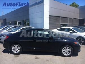 2012 Honda Civic EX-L Coupe *GPS* Cuir/Leather* Toit/Roof*