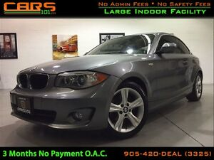 2012 BMW 128I | Bluetooth | Satellite radio |