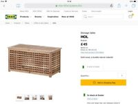 Ikea HOl Storage Chest