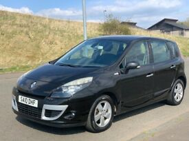 image for 10 RENAULT SCENIC T-TOM DCI,(1461),ONLY 78,000 WITH 10 SERVICE STAMPS,