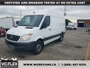 2011 Mercedes-Benz Sprinter 2500 High Roof 3.0L Diesel - 3passen