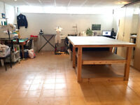 Fully Equipped Fashion Studio - Available Fri to Mon
