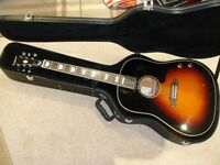 John Lennon Signature Epiphone EJ.160E-VE electro-acoustic guitar 2004