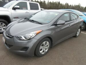 2013 Hyundai Elantra L- EXTENDED WARRANTY UNTIL 120K!