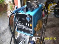 mig welder clarke pro 90 use only few times,with all accesorys