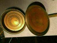 Brass Bed Pan