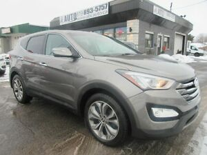 2013 Hyundai Santa Fe SPORT 2.0T AWD Panoramic Roof, Leather, Ca