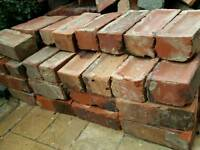 Bargain reclaimed bricks.