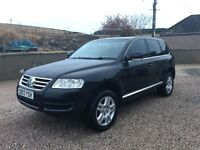 """VW Touareg 3.2 V6 Petrol / 6 Speed Auto with Paddle Shifters 2003 (03) """"Trade Car to Clear"""""""