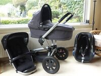 Quinny Buzz Xtra 3 in 1 Travel System