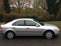 FORD MONDEO 2.0 TDCI 6 SPEED DIESEL 2006 -MOT-CD/AIR CON-WE CAN DELIVER THIS CAR TO YOU