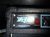 AMP REALISTIC X50 COMBO AMPLIFIER, with Celestion G12T-75 Speaker