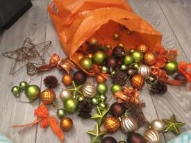 Christmas decorations REDUCED