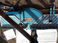 Draper Manual Precision Mitre Saw.