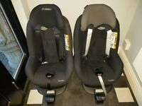 Maxi-Cosi 2-Way Pearl, pair of childrens car seats