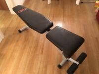York Fitness 13 in 1 Dumbbell Bench
