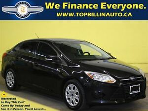 2014 Ford Focus SE, Bluetooth, Microsoft SYNC, Automatic