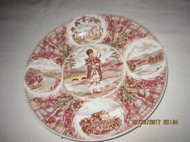Scottish Pride Souvenir Plate Weatherby Giftware, brand new, £5