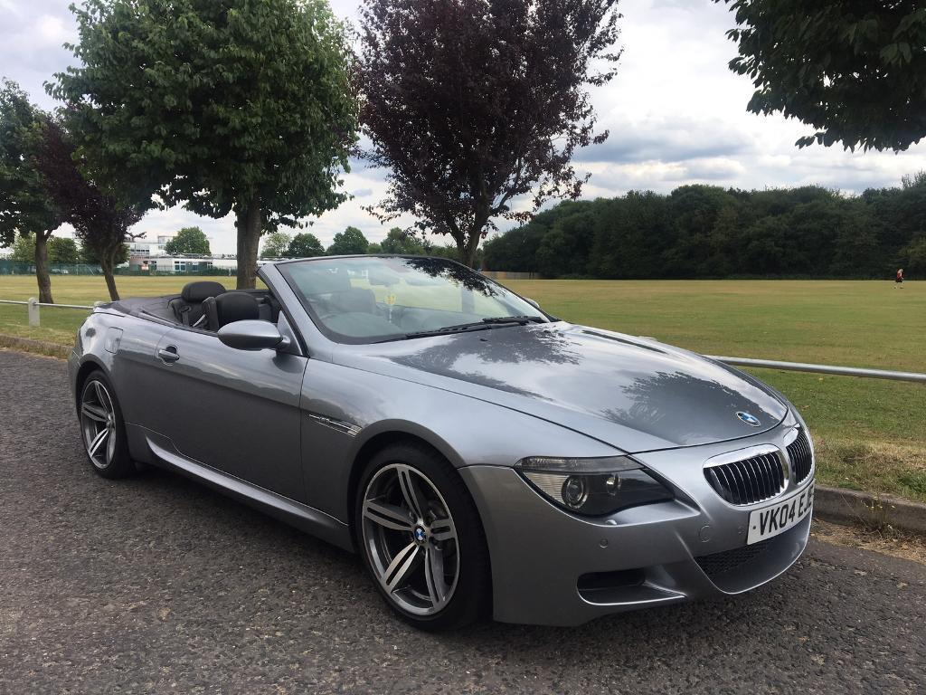 bmw 645ci convertible full m6 replica not bmw m3 m5 m6 650i 645 coupe in watford. Black Bedroom Furniture Sets. Home Design Ideas