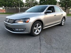 2013 Volkswagen Passat TDI Comfortline - DIESEL SUNROOF LEATHER