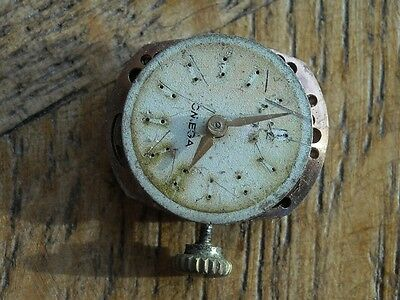 OMEGA movement  Cal. 483 for parts.