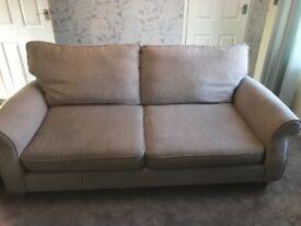 Next 3 seater sofa grey