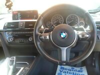BMW 430D M Sport Auto,2993 cc Coupe,4 driver modes,full heated leather seats,Sat Nav,A/C,only 25,000