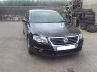 2005 VW Passat B6 2.0 FSI BLR Petrol Saloon Manual BREAKING PARTS SPARES Black