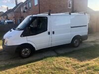 Ford transit 85 swb 2011 only 84000 miles