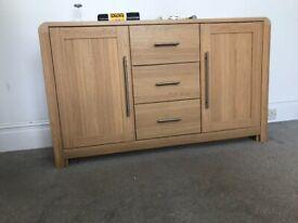 Dresser sideboard storage