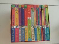 Ronald Dahl 15 book box set , perfect condition