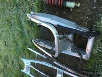 cbr900 parts swingarm rearsets
