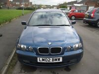 BMW FOR SALE GREAT NUMBER PLATE