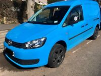 VW Caddy Maxi part camper conversion