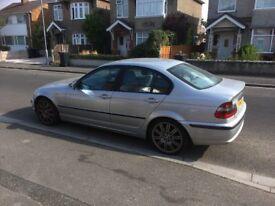 BMW 320d spares or repair
