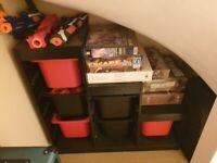 Ikea Stepped Storage