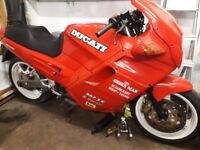Ducati Paso 900
