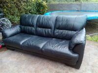 Large 3seater sofa.
