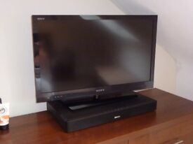 Denon Award Winning DHT - T100 Soundbar Excellent condition