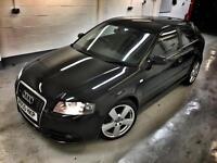 🌟🌟 Stunning 2006 Audi A3 2.0 Tdi Sport S-line. Top Spec. Long MOT. 🌟🌟