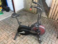 exercise bike schwinn Airdyne AD2 assault bike crossfit fitness