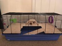 Massive small animal cage