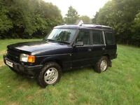 Land Rover Discovery 300Tdi with new MOT