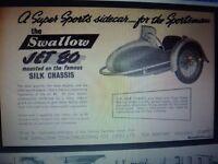 bmw motorcycle sidecar