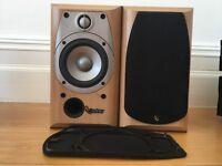 Harman Infinity Alpha 10 - bookshelf speakers - wired Series