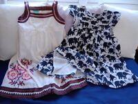 Girl's dresses 2-3 years