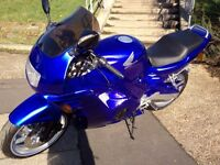 Honda CBR 600 mint condition